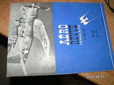 Aero Revue Française n°15 du P36 au P40 Histoire Parachute I.F.F  M.Hilsz
