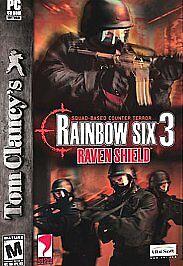 Tom Clancy's Rainbow Six 3: Raven Shield (PC, 2003)
