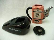 1990 Harley Davidson Creamer & Sugar Bowl #99345-91Z