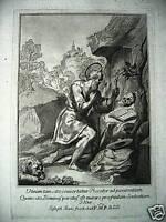 S. Girolamo Sanctus Hieronimus Hyeronimus Bani 1780