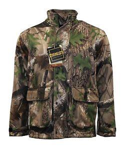 Mens Stormkloth Waterproof Camouflage Trek Camo Hunting Shooting Fishing Jackets