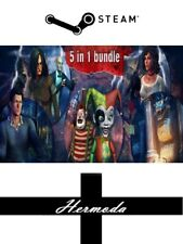 Hidden Object Bundle 5 in 1 Steam Key for PC Windows (Same Day Dispatch)