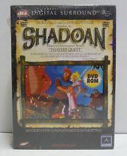 KINGDOM II SHADOAN PC DVD ROM -  BIG BOX RETROGAME 1997 NEW SEALED