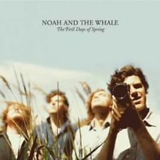 Noah and the Whale - The First Days of Spring - New 180g Vinyl + MP3 - 18/5