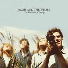 Noah and the Whale-Les premiers jours du printemps-NEUF 180 G VINYL + MP3 - 18/5