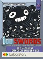 100 SWORDS DARKNESS DUNGEON EXP CARD GAME BRAND NEW & SEALED CHEAP!!