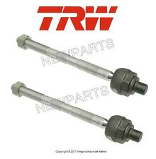 911 Carerra Boxter Set of Front Left and Right Tie Rods Inner Section OEM TRW