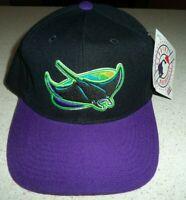 Tampa Bay Devil Rays Throwback Snapback Baseball Cap Hat New W/ Tags