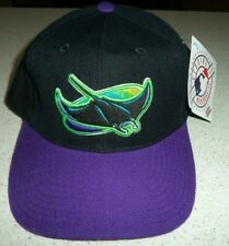 Tampa Bay Devil Rays Throwback Snapback Baseball Cap Hat New W/ Tags