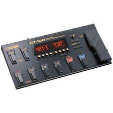 Boss GT100 Electric Guitar Multi Effects Processor Pedal Gt-100