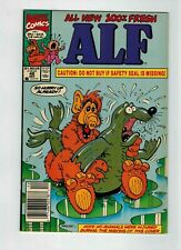 ALF #48 FINE PLUS SCARCE NEWSSTAND CONTROVERSIAL RISQUE COVER BANNED