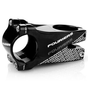 FOURIERS CNC Mountain Bike Stem MTB DH Bicycle 1 1/4' Steer 31.8mm x 35mm MB002