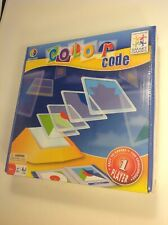 SmartGames Color Code Cognitive Skill-Building Puzzle Game 100 Challenge 5-Adult