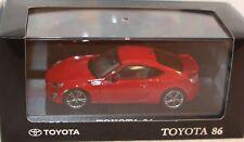 Kyosho für Toyota 1:43 Metallmodell - Toyota 86 - Neu in OVP