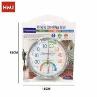 Termometro Igrometro Analogico Interno Esterno Temperatura Umidita' hmj