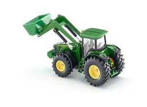 Siku John Deere 8530 tractor with Frontloader 1:50 Scale Diecast Vehicle 1982