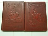 Book Trails Through the Wildwood volumes 3-4 1928 HB