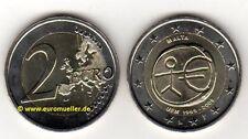 2 Euro Gedenkmünze Malta 2009 - WWU - unc.