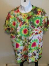 Men's X Large Gildan Tye Dye T Shirt Colorful New  Design 6