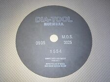 DIAMOND TOOL & ABRASIVES 1554 CUT-OFF WHEEL 12 X 1/16 X 1-1/4 **BOX OF 20** NEW