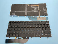 NEW For Dell Inspiron XPS 13 9360 15 7547 15 7548 7568 English Keyboard Backlit