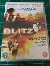 Blitz Jason Statham DVD New and Sealed