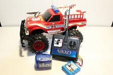 Nikko Ferngesteuert Feuerwehr Auto Truck Wasser Löschen Ladekabel