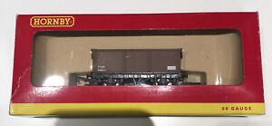 Hornby 00 R6085F BR Ore Wagon 'B388421' Damaged Box