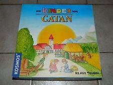 Die Kinder von Catan - Holzfiguren - Kindgerecht - Kosmos - komplett