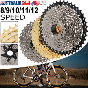 8/9/10/11/12 Speed MTB Bike Cassette Cogs 11-50T Freewheel For Shimano Bicycle
