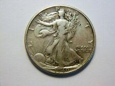 1940-P VF+ Walking Liberty Silver Half Dollar,  Nice *Higher Grade* coin