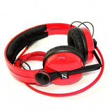 Custom Cans High Gloss Flame Red HD25 2016 DJ Headphones with 2yr warranty