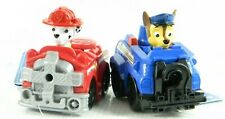 Paw Patrol Roadsters Race Car Racer Vehicle Lot Set of 2 Spin Master Chase