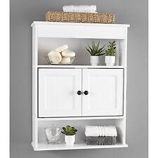 Over The Toilet Bathroom Organizers bathroom wall storage cabinet white shelf organizer bath mount
