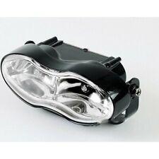 Motorrad Scheinwerfer D H3 oval Shin Yo KLARGL GEH SW twin headlamp headlight