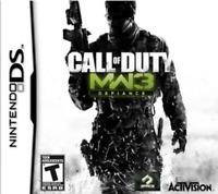 Call of Duty: Modern Warfare 3 - Defiance - Nintendo DS