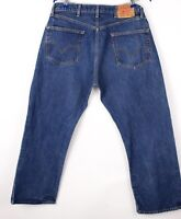 Levi's Strauss & Co Hommes 501 Xx Jeans Jambe Droite Taille W38 L28 BCZ71