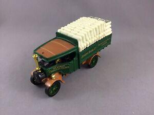 Matchbox MOY Y27-1G 1922 Foden 'C' Type Steam Wagon - Joseph Rank - Variation 1