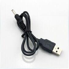 Cable usb Cargador para Tablet android mp3 3.5mm 5v 2A alimentación DC