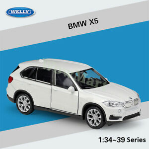 WELLY 1:36 BMW X5  Diecast Metal Car Model Collection Pull Back Vehicle Toy