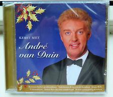 Kerst Met - ANDRE VAN DUIN - cd -  NIEUW IN SEAL