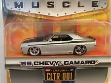 Jada Toys BIG TIME MUSCLE '69 Chevy Camaro 1:64  Scale