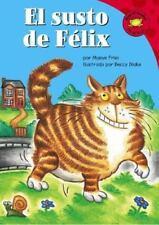 El susto de Felix (Read-it! Readers en Español: Story Collection)-ExLibrary