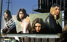 1970 Fire And Water Promotional Billboard A&M record 13 x 19 Giclee iris Print