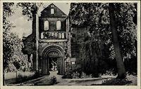 Paulinzella Thüringen alte AK ~1920/30 Klosterruine Kloster Ruine Verlag Berner