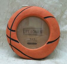 Basketball Small Resin Photo Frame Life Echoes Brand New