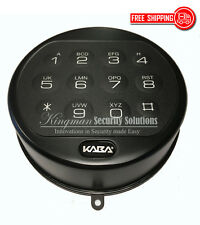LAGARD BASIC II KEYPAD - 4715BK - REPLACEMENT FOR 3715, 3000 - FLAT BLACK - NIB