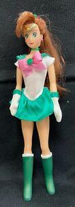 Sailor Moon Deluxe Adventure Dolls 1995 Ban Dai Sailor Jupiter Doll
