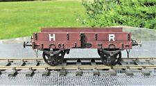 7mm Finescale HR/LMS Bolster/Timber Wagon