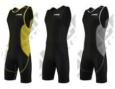 Zimco Elite Men Compression Triathlon Suit Racing Tri Suit Triathlon Short 787